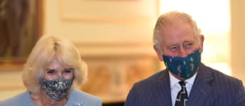 Prince Charles & Duchess Camilla Vaccinated For COVID-19 first dose coronavirus 2021 Royal Family news