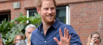 Prince Harry's UK Return Could Be Delayed By Baby No. 2 2021 new child Prince William Princess Diana statue Prince Philip 100th birthday