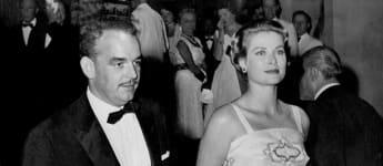 Prince Rainier and Princess Grace Patricia of Monaco