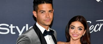 Sarah Hyland Reveals How She Celebrated Her Would-Be Wedding Day With Fiancé Wells Adams