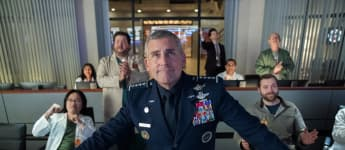 'Space Force': Steve Carell The Office Stars In This New Netflix Sitcom - Get A First Look Here!