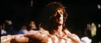 Sylvester Stallone in 'Rambo'