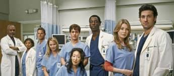 The cast of 'Grey's Anatomy'