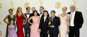 The cast of 'Modern Family'