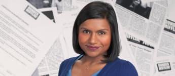 Mindy Kaling en una imagen promocional de la serie 'The Office'
