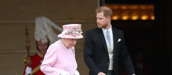 The Queen Invites Prince Harry To Lunch After Birth Of Baby Lilibet Diana royal family news UK trip 2021