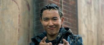 Justin H. Min en una escena de la serie 'The Umbrella Academy'