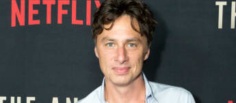 This Is Why Zach Braff Almost Fought Anne Hathaway's Father At The 'Les Miserables' Premiere