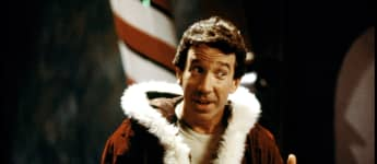 "Tim Allen stars in 1994's ""The Santa Clause"""