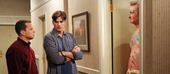 "Two and a Half Men ""Herb"" actor Ryan Stiles season 10 Ashton Kutcher Jon Cryer Walden Alan Harper"