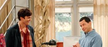 Esta es la razón por la que Ashton Kutcher reemplazó a Charlie Sheen en 'Two and a half Men'