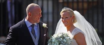 ¿Por qué la boda de Mike y Zara Tindall fue reprobada por un miembro de su familia?
