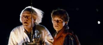 Michael J. Fox y Christopher Lloyd