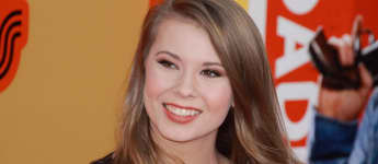 Bindi Irwin Shares Special Pregnancy Photo Inspired By Parents