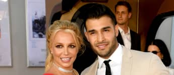 Britney Spears Attempts TikTok Trend With Boyfriend Sam Asghari