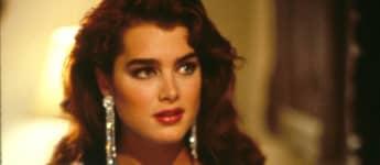 Brooke Shieds in the 1989 movie Brenda Starr.