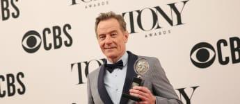 Bryan Cranston 2019 Tony Awards Network Winner POTUS