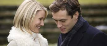 Cameron Diaz and Jude Law