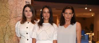 Princess Stephanie of Monaco daughters