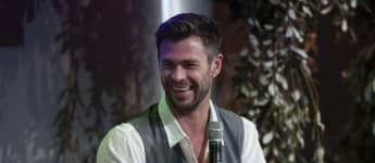 Chris Hemsworth Says He's 'Failing Miserably' At Homeschooling His Three Children