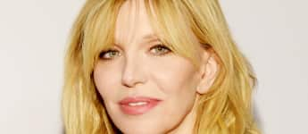 Courtney Love paid tribute to her late husband Kurt Cobain.