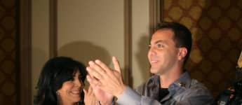 Cristian Castro y Verónica Castro
