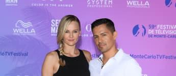 Daniella Deutscher and Jay Hernandez