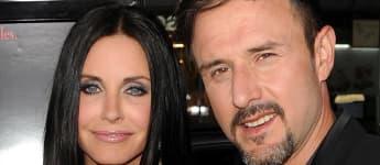 David Arquette Talks About Co-Parenting With Courteney Cox
