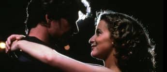 Patrick Swayze y Jennifer Grey en una escena de la película 'Dirty Dancing'