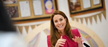 Duchess Kate Announces Early Childhood Development Center