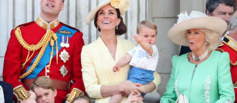 William And Kate Share Cute New Photo Of Son Prince Louis