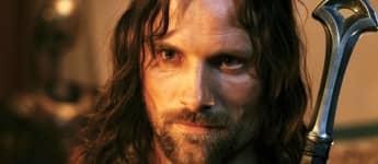 Viggo Mortensen en una escena de 'El señor de los anillos'