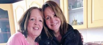 Gabriela Spanic y su mamá