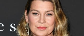 Ellen Pompeo at the InStyle Awards at The Getty Center in Los Angeles on October 21, 2019