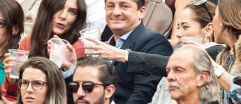 Este es actualmente Alejandro Basteri, hermano de Luis Miguel