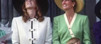 Fergie Princess Diana