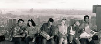 "'Friends' Cast Joins James Corden For Special ""Carpool Karaoke"""