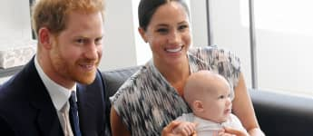 Harry and Meghan Share New Photo For Archie's 2nd Birthday - See It Here!