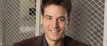 Josh Radnor en una imagen promocional de la serie 'How I Met Your Mother'