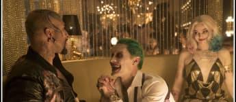 Jared Leto y Margot Robbie