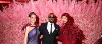 Katie Holmes, Jaime Foxx and Cardi B at the 2019 Met Gala
