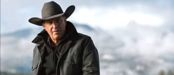 """Kevin Costner as the patriarch """"John Dutton"""" in the Paramount Network TV hit Yellowstone."""