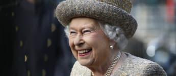 Queen Elizabeth II is 95 years old