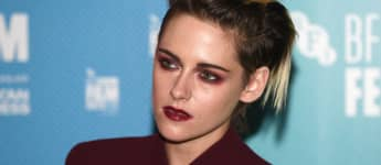 Kristen Stewart Transforms Into Princess Diana For 'Spencer'