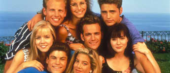Luke Perry's 'Beverly Hills, 90210' Co-Stars Pay Tribute To The Late Actor On His 54th Birthday