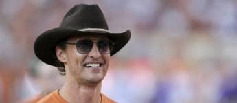 Matthew McConaughey, More Celebs Address Texas Weather Emergency