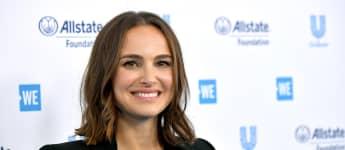Natalie Portman at WE Day in California 2019