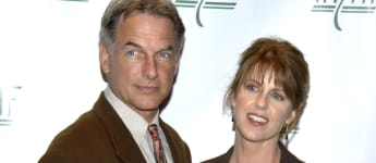 Pam Dawber y Mark Harmon