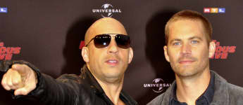 Vin Diesel y Paul Walker