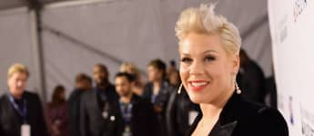 """Pink Shares New Song With Daughter Willow """"Cover Me In Sunshine"""""""